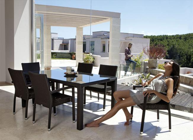 Muebles exterior muebles de jardin for Mobiliario de jardin barato